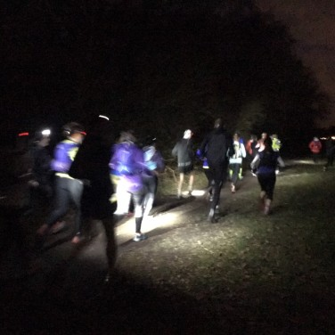 Running in the dark 2