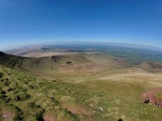 Pen Y fan Top