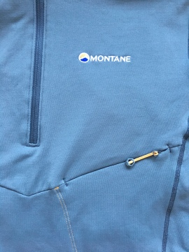 Montane Spide detail