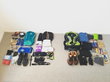 How I used to pack