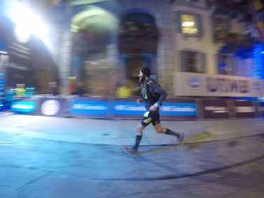 Sprinting to the finish...