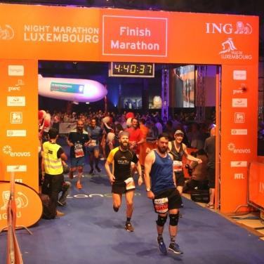 Marathoner!