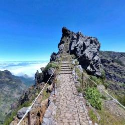 Pico Ruivo & Sea of Clouds