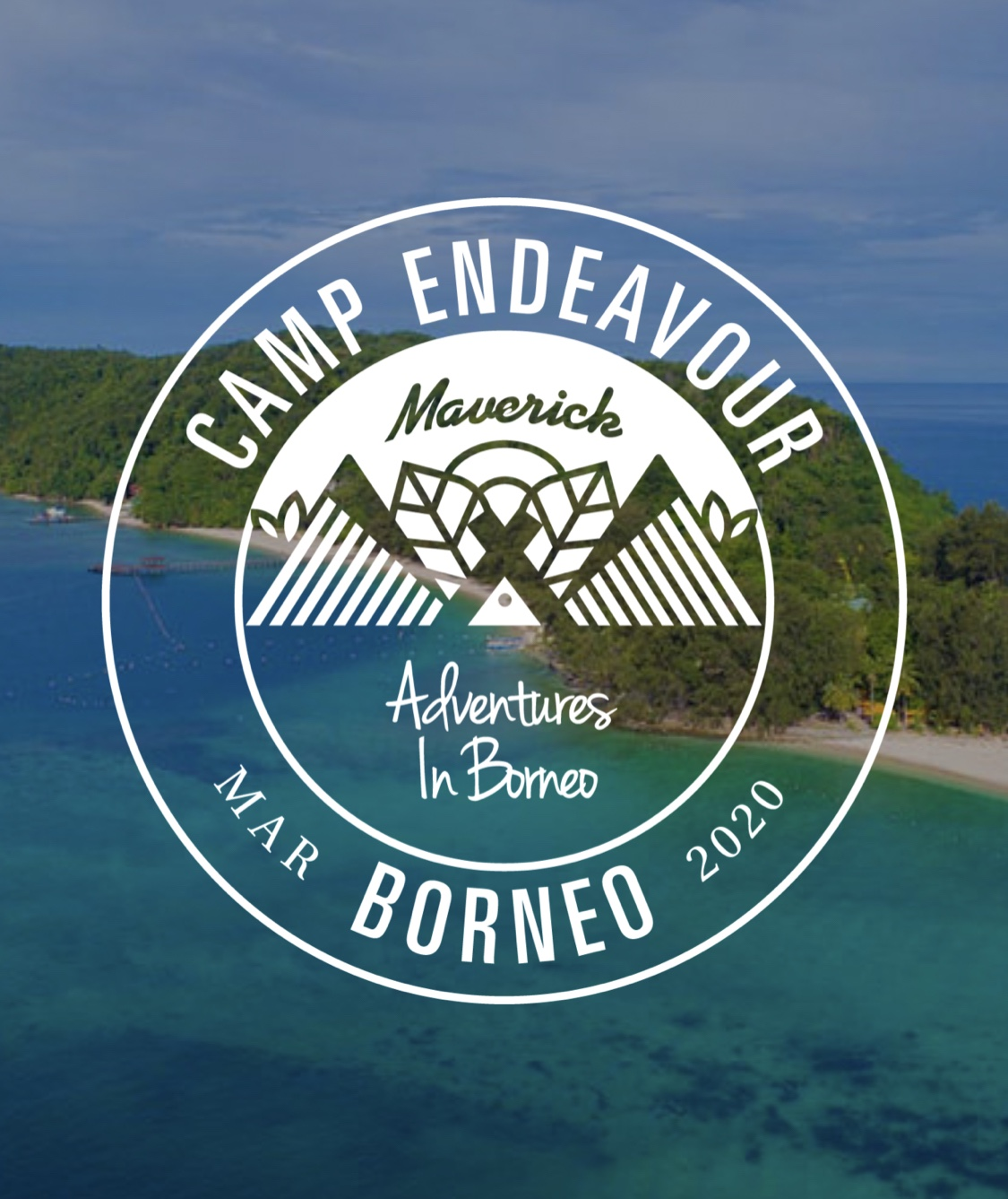 Camp Endeavour Borneo